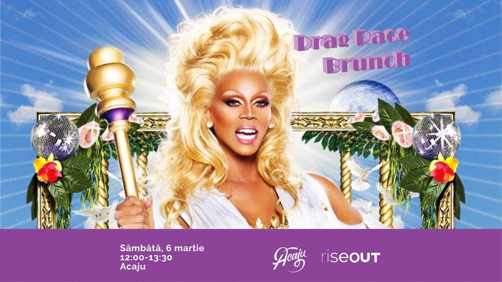 Cover with Drag Race Brunch