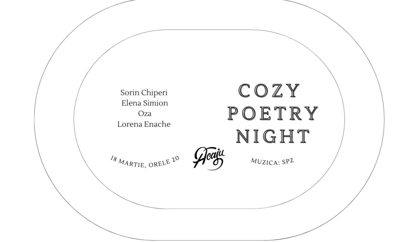 Cozy Poetry Night